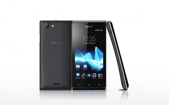 The Charm of Sony Xperia J « Mobile Contract Phones
